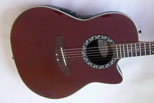 applause electric guitar serial number