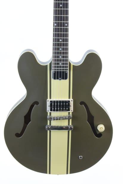 epiphone tom delonge es 333 semi hollowbody electric guitar reverb. Black Bedroom Furniture Sets. Home Design Ideas