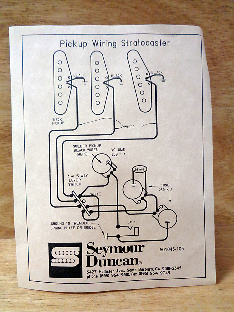 Seymour Duncan Antiquity Wiring Diagram : Seymour duncan antiquity texas hot strat pickup set free