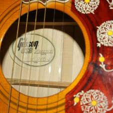 Gibson J-200-E 1987 image