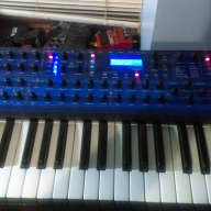 Dave Smith Instruments Mono Evolver Serial Number 00001 keyboard