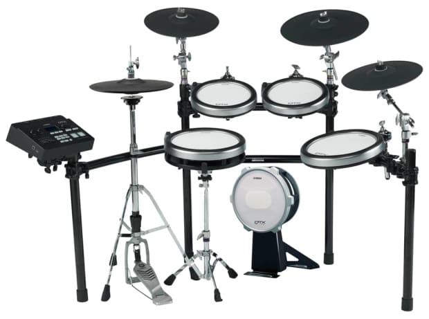 Yamaha dtx760k electronic drum set reverb for Yamaha electronic drum sets