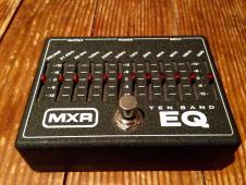MXR 10 Band Graphic EQ image