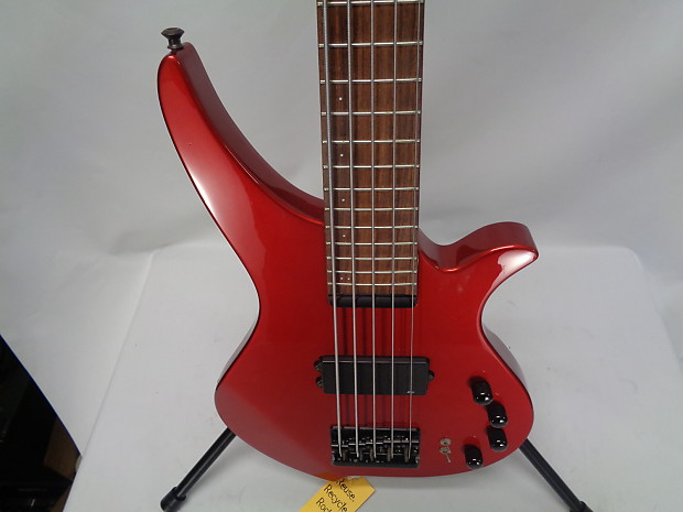 tune guitar technology 5 string bass red reverb. Black Bedroom Furniture Sets. Home Design Ideas