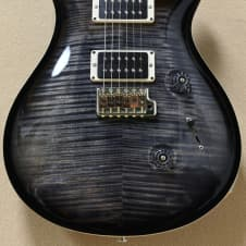 Paul Reed Smith Custom 24 with 10 Top 2016 Charcoal Bustrst image