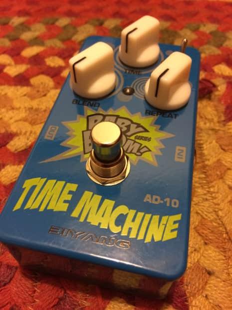 time machine delay