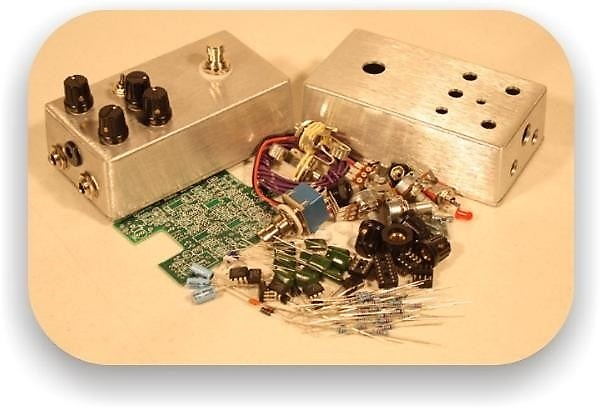 Build Your Own Wah Pedal Kit