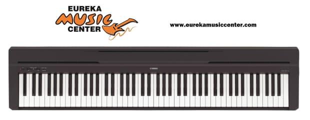 Yamaha p45b 88 weighted key digital piano reverb for Yamaha p45b keyboard