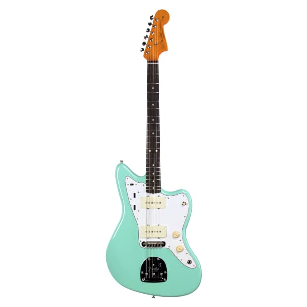 Fender Classic Series 60s Jazzmaster Lacquer Surf Green