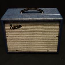 Supro 1742 Titan 1x12 Extension Speaker Cabinet #0024 image