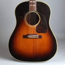 Gibson  SJ Southern Jumbo Flat Top Acoustic Guitar (1948), ser. #1989-29 (FON), black hard shell case. image