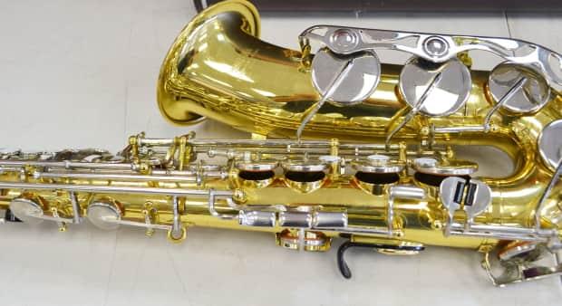 Yamaha yas 23 student alto saxophone with carry case reverb for Yamaha student saxophone