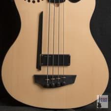 Godin A4 Ultra Natural Fretless Bass SF image