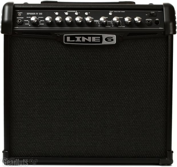 line 6 spider iv 30 and pdf