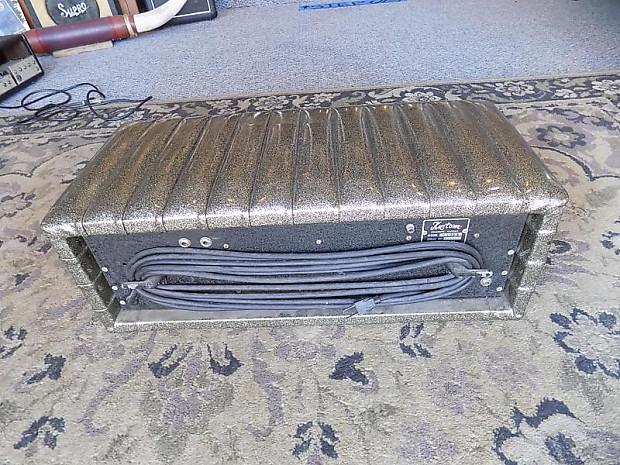 kustom 100 guitar amp head 1970s silver sparkle tuck n roll reverb. Black Bedroom Furniture Sets. Home Design Ideas