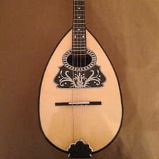 Eastman Oval Hole Mandolin 2004 Brown and Tan image