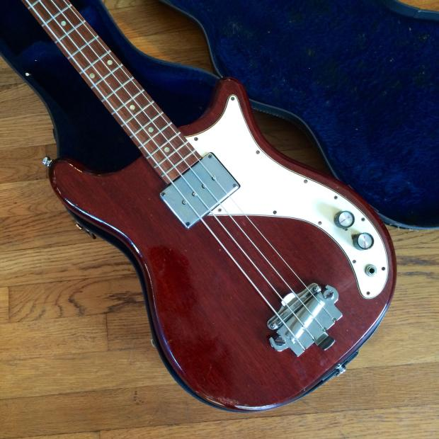 epiphone newport bass guitar 1964 cherry original vintage kalamazoo usa eb1 gibson eb2 eb0 reverb. Black Bedroom Furniture Sets. Home Design Ideas