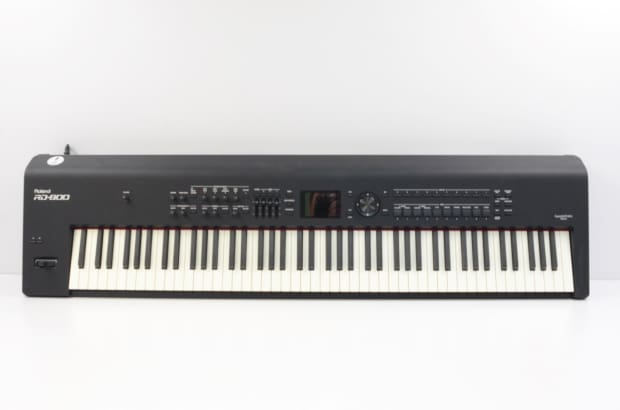 roland rd 800 88 key digital stage piano in box reverb. Black Bedroom Furniture Sets. Home Design Ideas