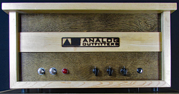 Redwood Auto Sales >> Brand New Analog Outfitters ORGANic 15 Head & 1x12 Cabinet ...