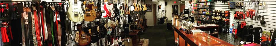 Backstage Guitars