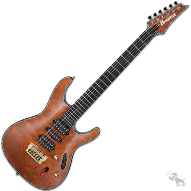 ibanez six70fdbg iron label s6 electric guitar natural w reverb. Black Bedroom Furniture Sets. Home Design Ideas