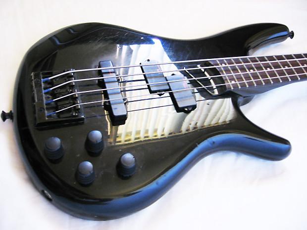 ibanez sdgr sr800le 4 string active bass 1989 made in reverb. Black Bedroom Furniture Sets. Home Design Ideas