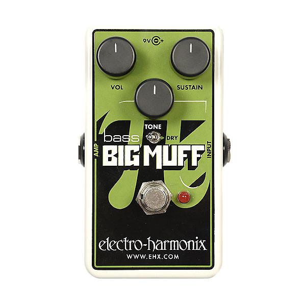 electro harmonix nano bass big muff fuzz eh nano bass big reverb. Black Bedroom Furniture Sets. Home Design Ideas