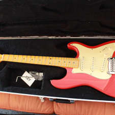 G&L Legacy, US, Maple Neck with case image