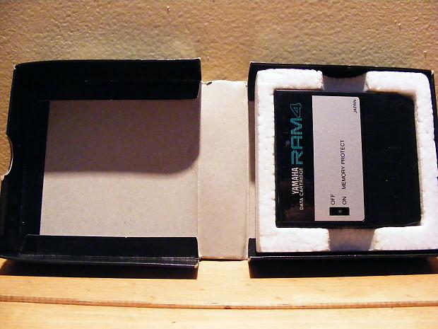 Yamaha Dx Cartridge For Sale