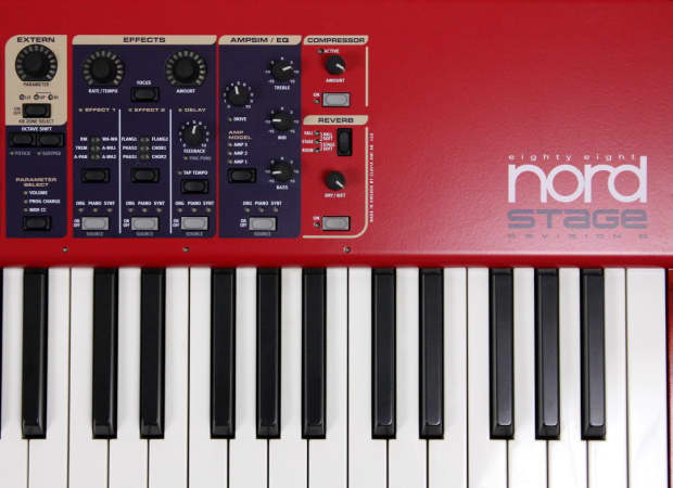 nord stage revision b manual