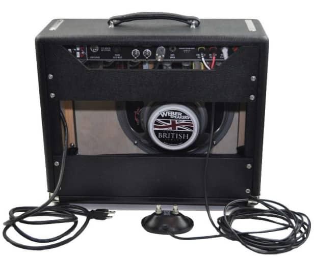 vintage sound amps vintage 20 guitar amp combo excellent reverb. Black Bedroom Furniture Sets. Home Design Ideas