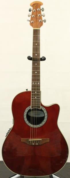 Celebrity by Ovation No CC 157 Guitar | eBay