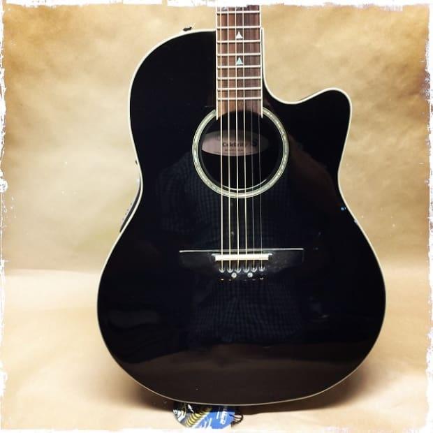 Ovation Celebrity Deluxe CSE44 Acoustic Electric Guitar   eBay