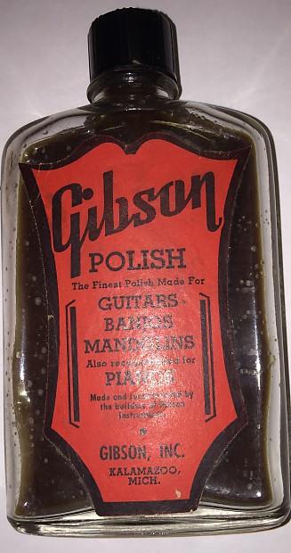 gibson handy polish kit for guitars banjos and mandolins reverb. Black Bedroom Furniture Sets. Home Design Ideas