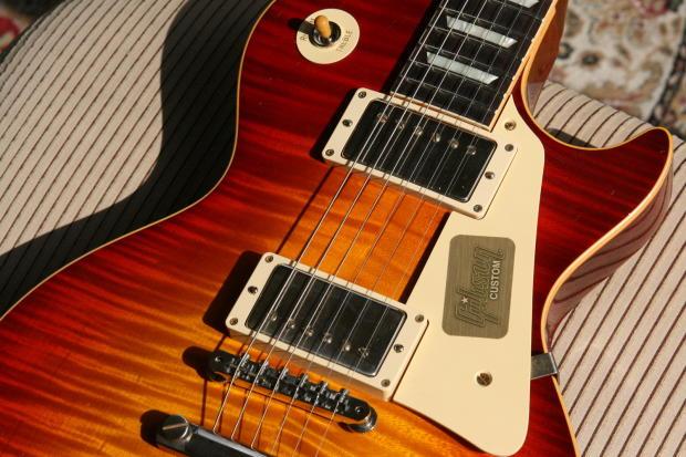 Gibson Les Paul True Historic : 2016 gibson tom murphy aged 39 59 les paul true historic reissue th9 1959 reverb ~ Vivirlamusica.com Haus und Dekorationen