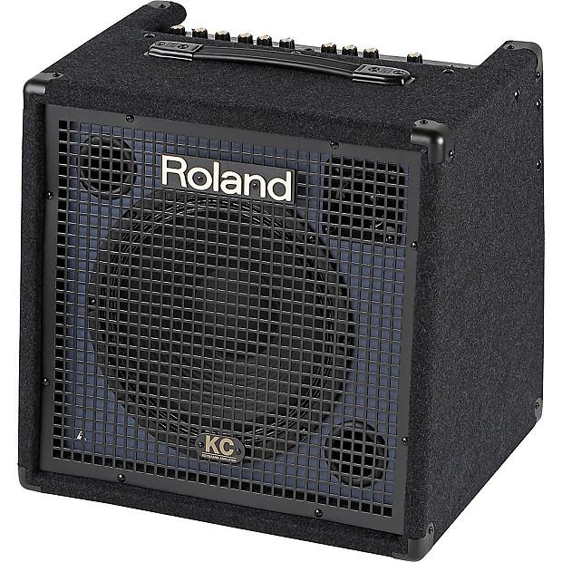 roland kc 350 4 channel 120 watt stereo mixing keyboard reverb. Black Bedroom Furniture Sets. Home Design Ideas