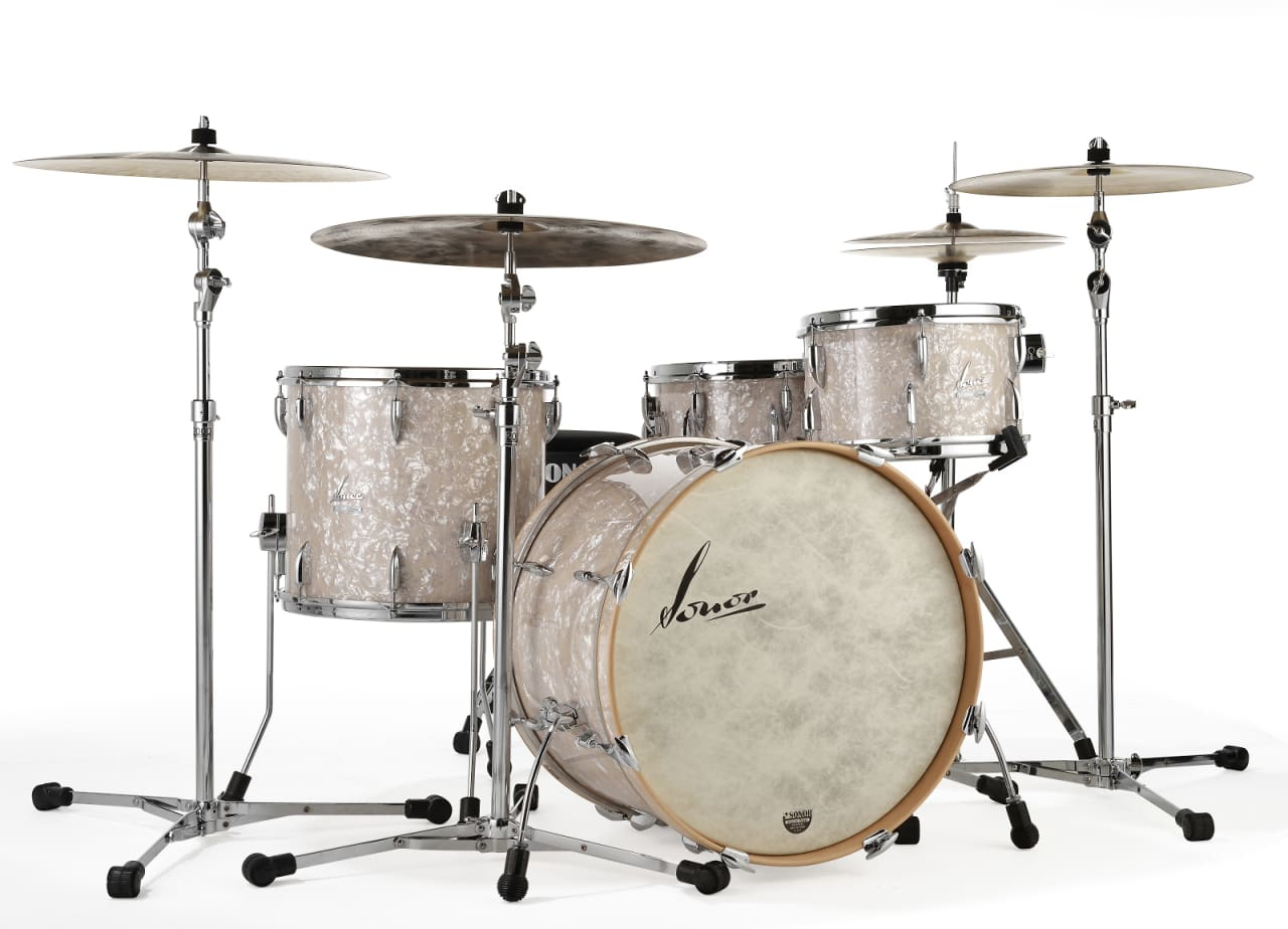 New sonor vintage series pearl 20x14 12x8 14x12 shell for 14x12 floor tom