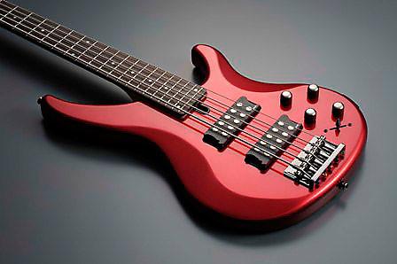yamaha trbx305 car candy apple red 5 string bass guitar reverb. Black Bedroom Furniture Sets. Home Design Ideas