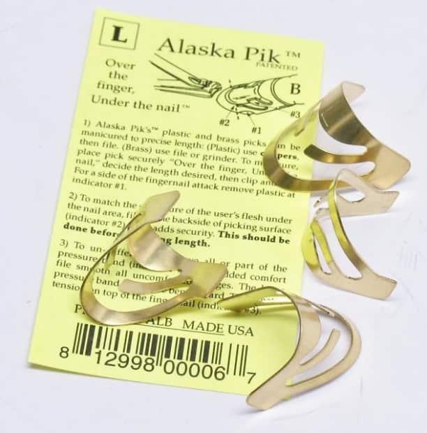 how to make alaska finger picks