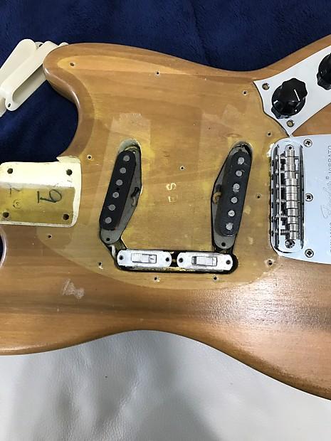 Fender Mustang Pickups : fender mustang 1967 pickups reverb ~ Vivirlamusica.com Haus und Dekorationen