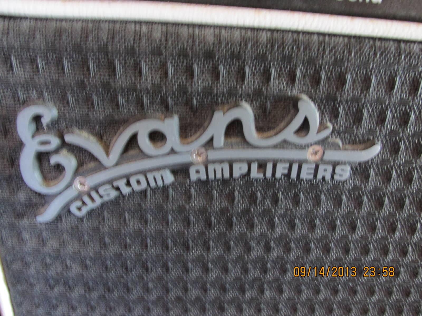 Evans E150  amp