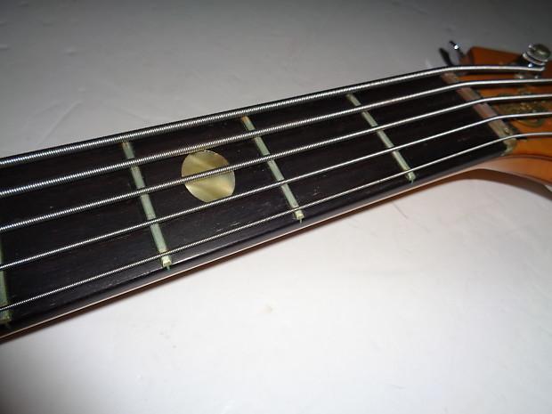 alembic distillate 5 string bass john entwistle signed 1983 reverb. Black Bedroom Furniture Sets. Home Design Ideas