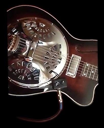 the grip dobro hound dog round neck resonator guitar pickup reverb. Black Bedroom Furniture Sets. Home Design Ideas