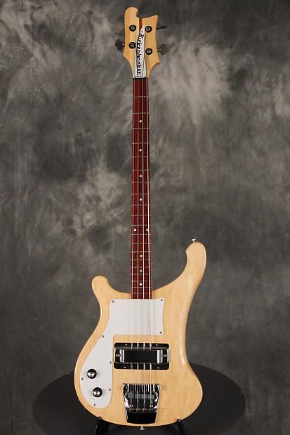 rickenbacker 4000 bass left handed 4001s single pickup reverb. Black Bedroom Furniture Sets. Home Design Ideas