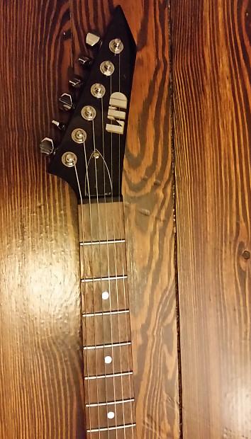 esp ltd v50 v 50 electric guitar loose truss rod reverb. Black Bedroom Furniture Sets. Home Design Ideas