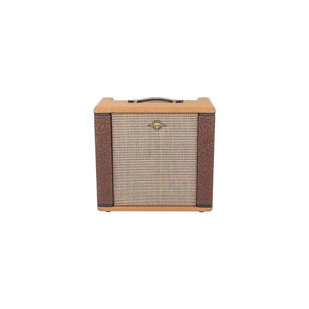 fender pawn shop ramparte 9w 2 channel all tube guitar combo reverb. Black Bedroom Furniture Sets. Home Design Ideas