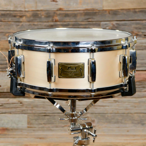 pearl masters studio birch snare drum used reverb. Black Bedroom Furniture Sets. Home Design Ideas
