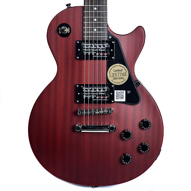 epiphone les paul studio worn cherry reverb. Black Bedroom Furniture Sets. Home Design Ideas