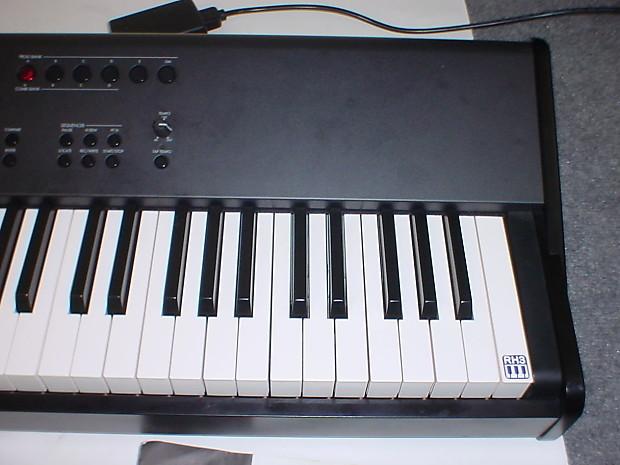 korg m50 88 key music workstation keyboard used reverb. Black Bedroom Furniture Sets. Home Design Ideas