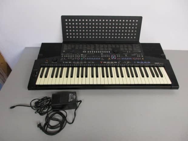 Yamaha psr 510 61 key keyboard reverb for Yamaha piano keyboard 61 key psr 180